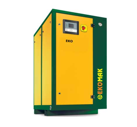 Винтовой компрессор EKO 160 8