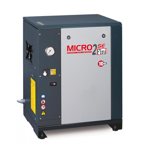 Винтовой компрессор MICRO SE 2.2-10M