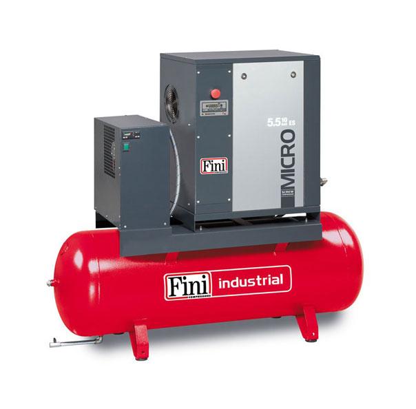Винтовой компрессор MICRO 5.5-08-500 ES