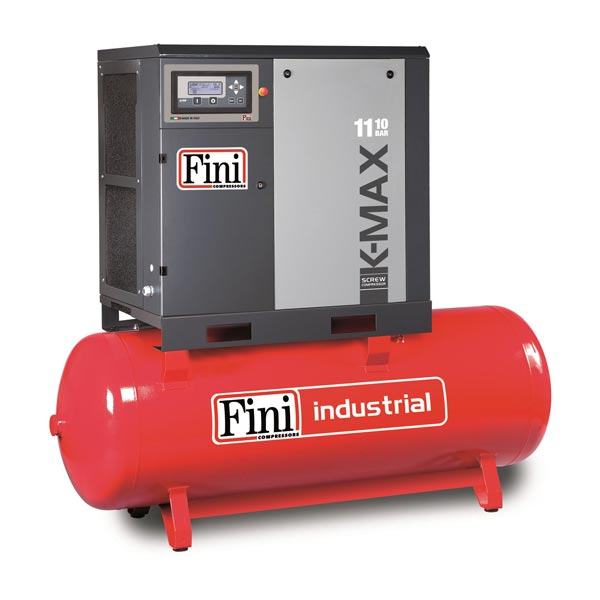 Винтовой компрессор K-MAX 1110-500F VS