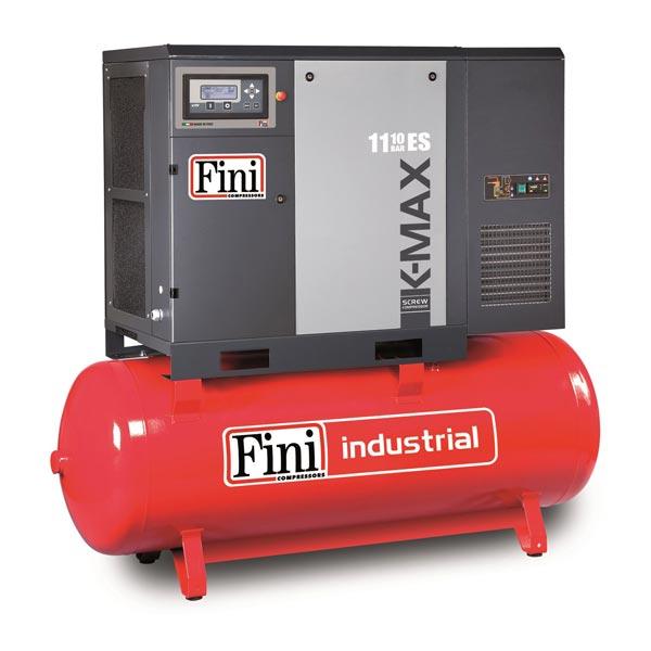 Винтовой компрессор K-MAX 1108-500F ES VS