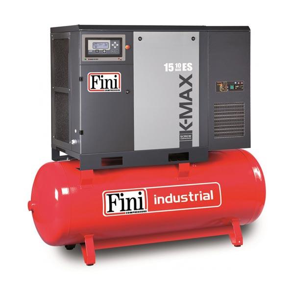 Винтовой компрессор K-MAX 1508-500F ES VS