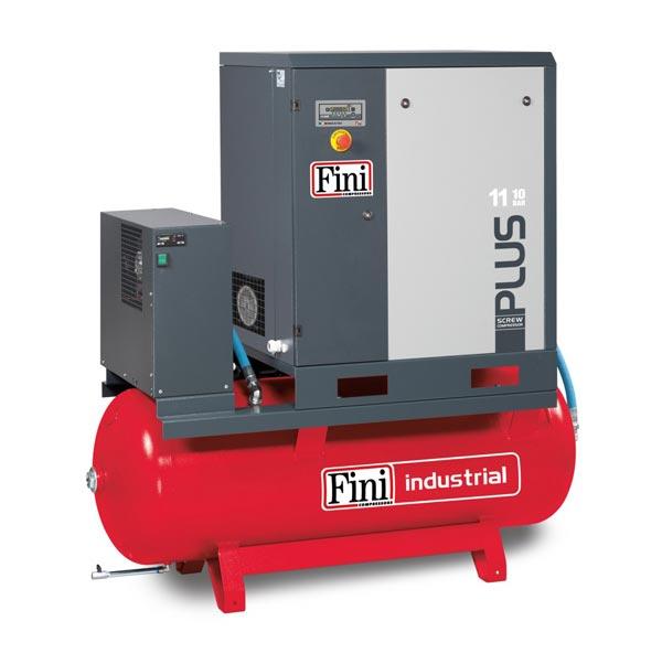 Винтовой компрессор PLUS 11-13-500 ES