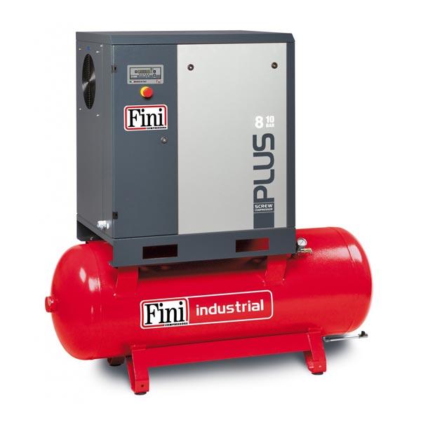 Винтовой компрессор PLUS 8-10-270