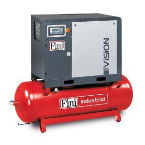 Винтовой компрессор VISION 1113-500F-ES