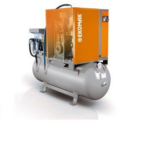 Винтовые компрессоры Ekomak DMD CRD (290-3900 л/мин)
