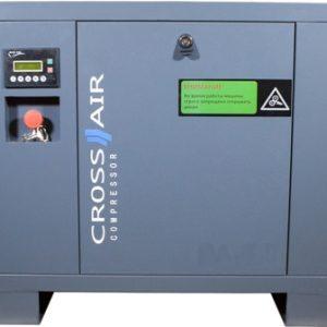 Винтовой компрессор CrossAir CA11-10RA фото