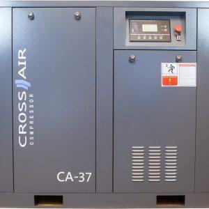Винтовой компрессор CrossAir CA37-10RA фото