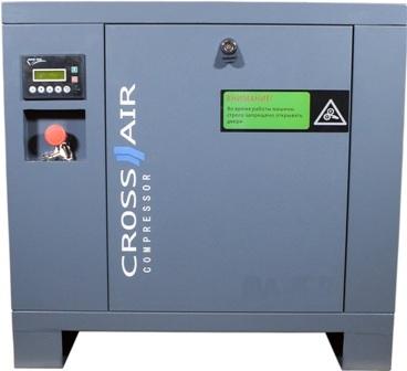 Винтовые компрессоры CrossAir CA7.5-10RA