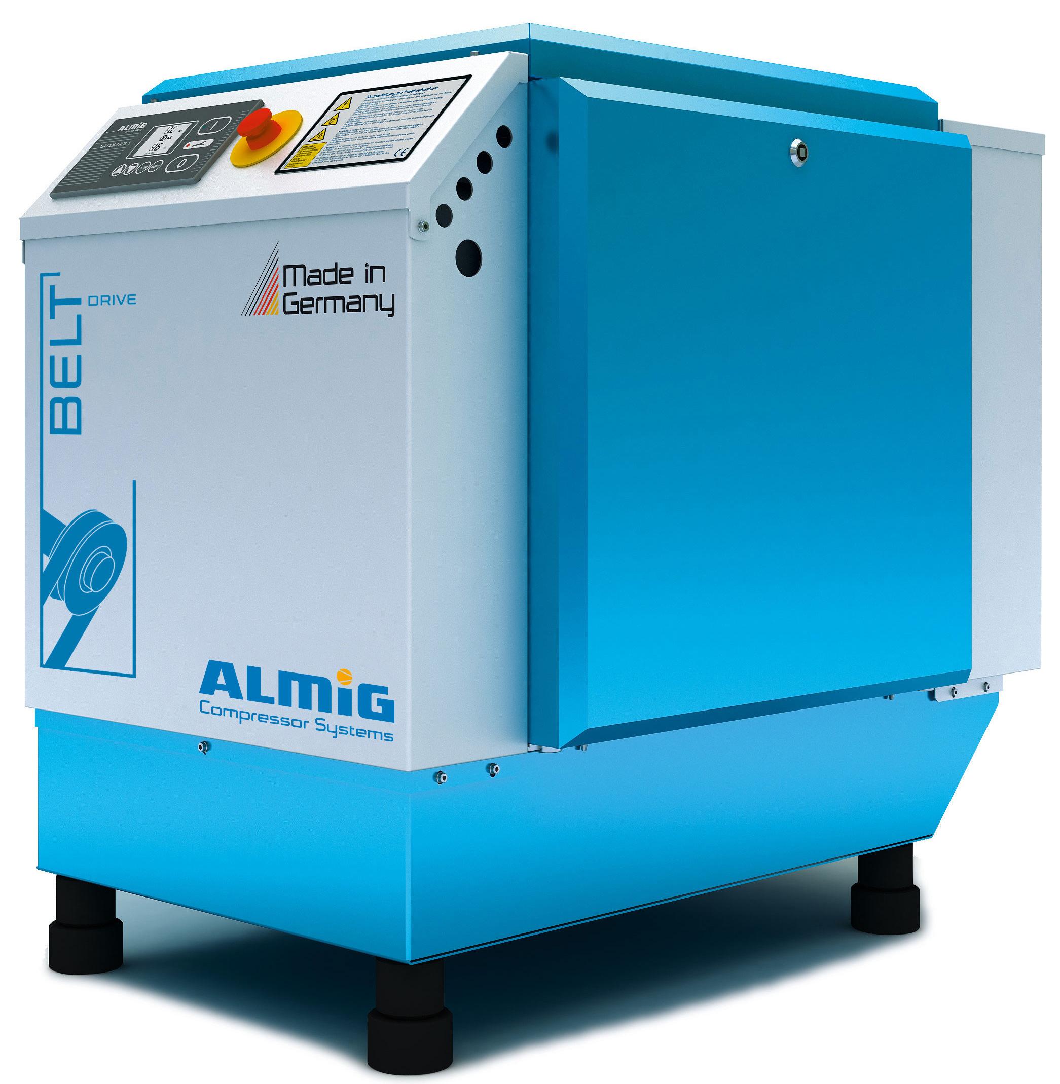 Винтовой компрессор ALMiG BELT 5-8