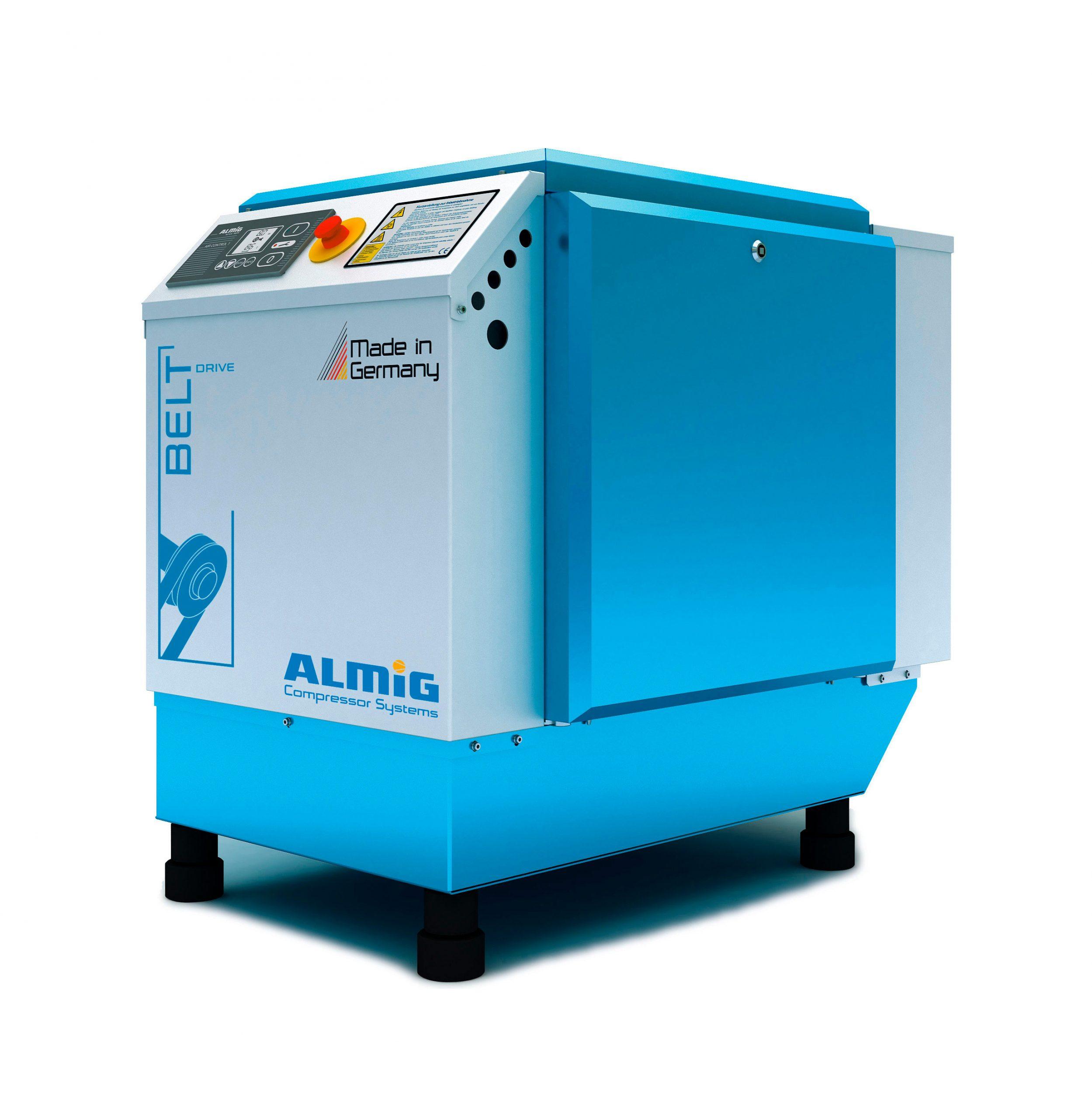 Винтовой компрессор ALMiG BELT 15-13