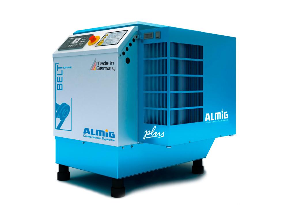 Винтовой компрессор ALMiG BELT 4-8 PLUS