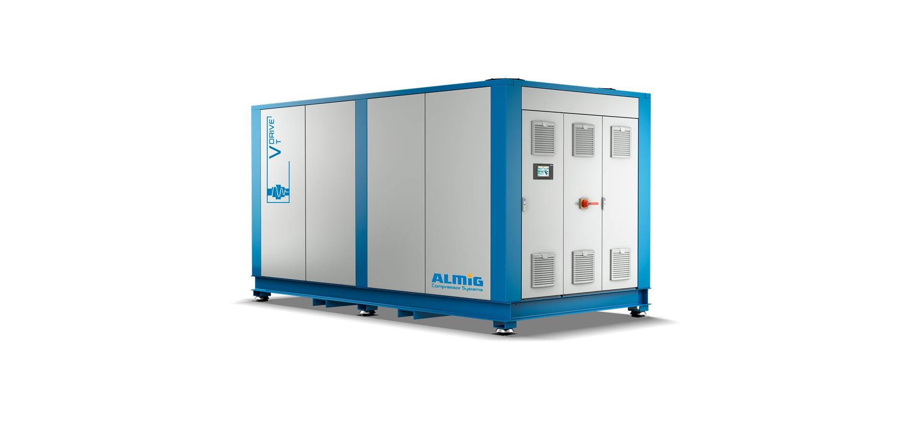 Винтовой компрессор ALMiG V-Drive T 28-8