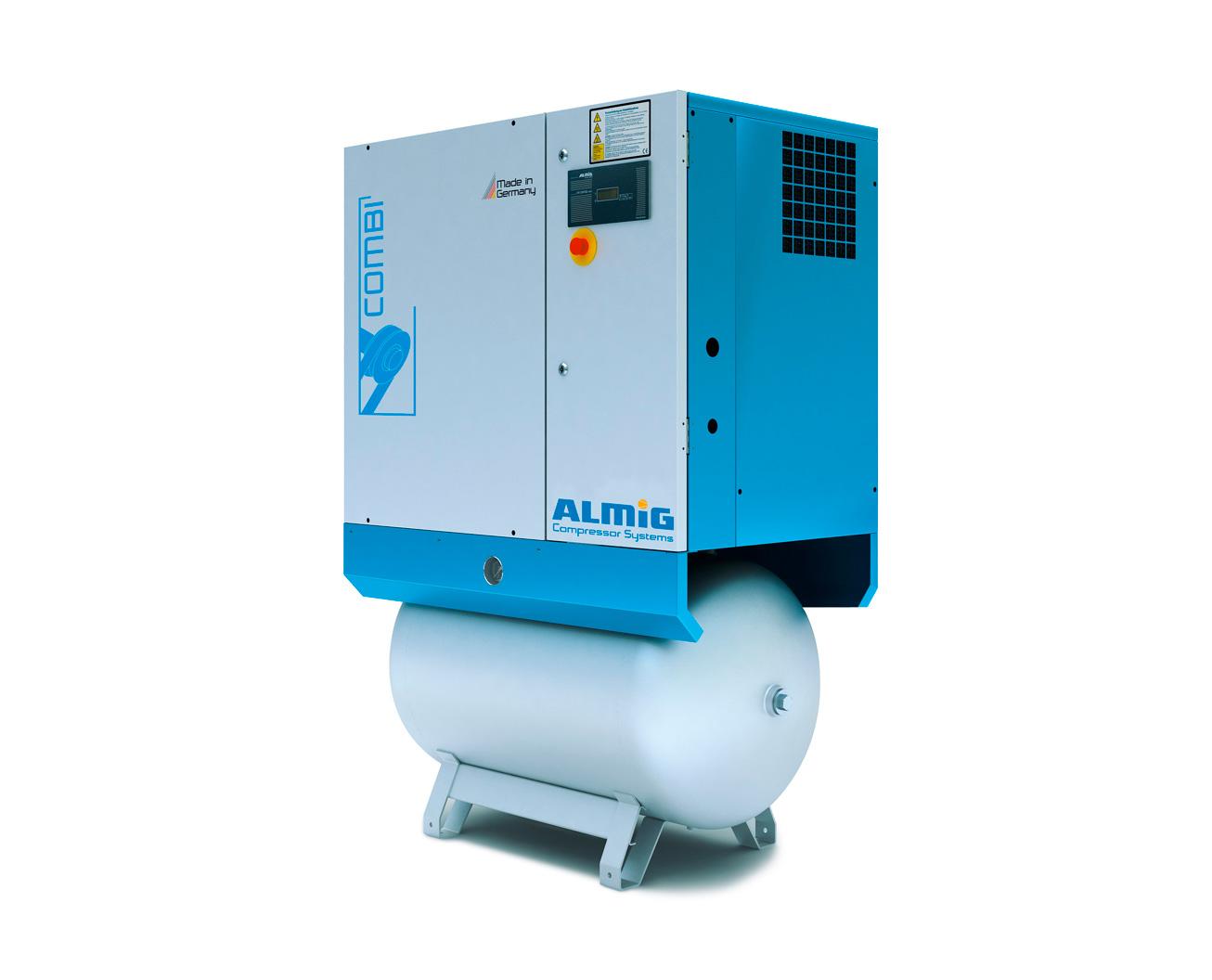 Винтовой компрессор ALMiG COMBI 11/270-13