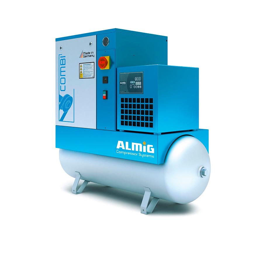 Винтовой компрессор ALMiG COMBI 6/500-10 D